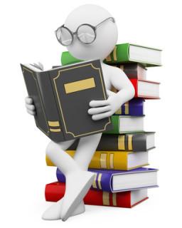 Student lernt die Struktur des Psychologiefernstudiums kennen